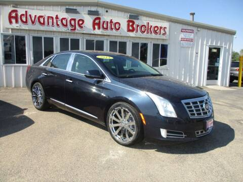 2014 Cadillac XTS for sale at Advantage Auto Brokers Inc in Greeley CO