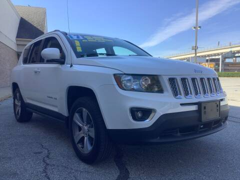 2017 Jeep Compass for sale at Active Auto Sales Inc in Philadelphia PA