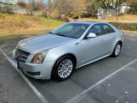 2010 Cadillac CTS for sale at Car World Inc in Arlington VA