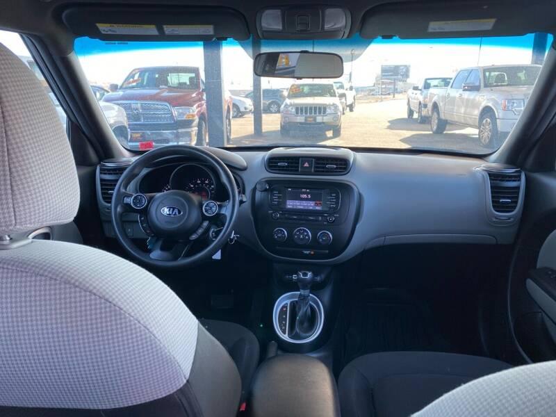 2017 Kia Soul 4dr Crossover 6A - Idaho Falls ID
