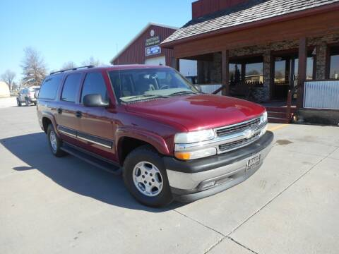 2005 Chevrolet Suburban for sale at Boyett Sales & Service in Holton KS