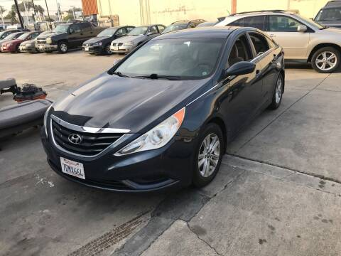 2012 Hyundai Sonata for sale at OCEAN IMPORTS in Midway City CA