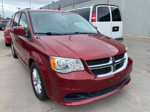 2014 Dodge Grand Caravan for sale at Auto Solutions in Warr Acres OK