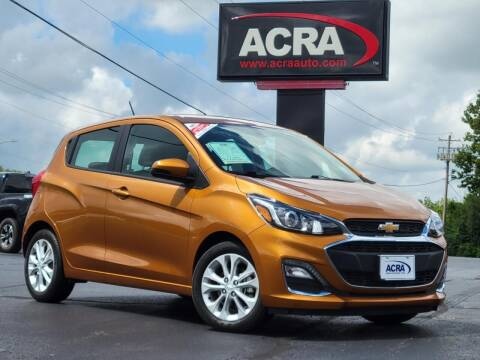 2019 Chevrolet Spark for sale at BuyRight Auto in Greensburg IN