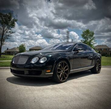 2006 Bentley Continental for sale at FALCON MOTOR GROUP in Orlando FL