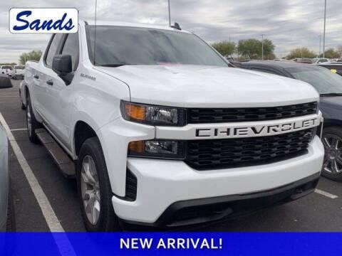 2019 Chevrolet Silverado 1500 for sale at Sands Chevrolet in Surprise AZ