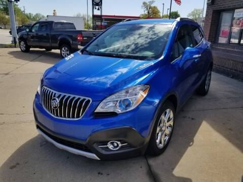 2016 Buick Encore for sale at Madison Motor Sales in Madison Heights MI