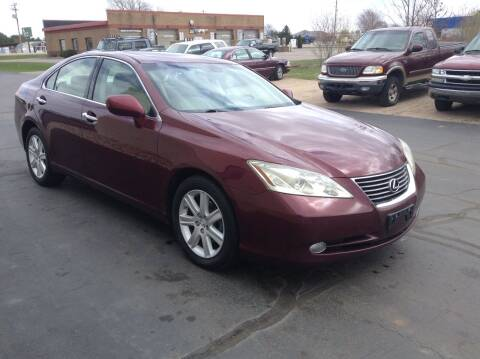 2007 Lexus ES 350 for sale at Bruns & Sons Auto in Plover WI