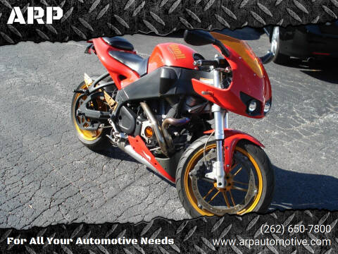 2005 Buell XB12R for sale at ARP in Waukesha WI