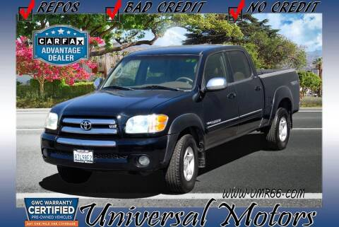 2004 Toyota Tundra for sale at Universal Motors in Glendora CA