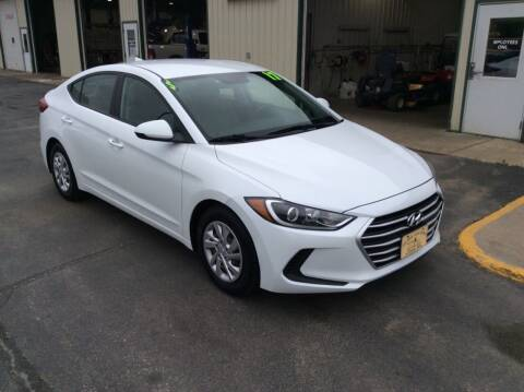 2017 Hyundai Elantra for sale at TRI-STATE AUTO OUTLET CORP in Hokah MN