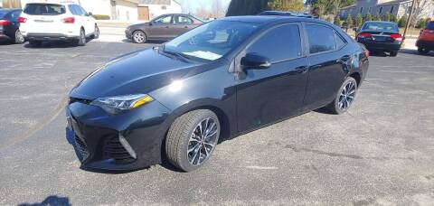 2017 Toyota Corolla for sale at PEKARSKE AUTOMOTIVE INC in Two Rivers WI