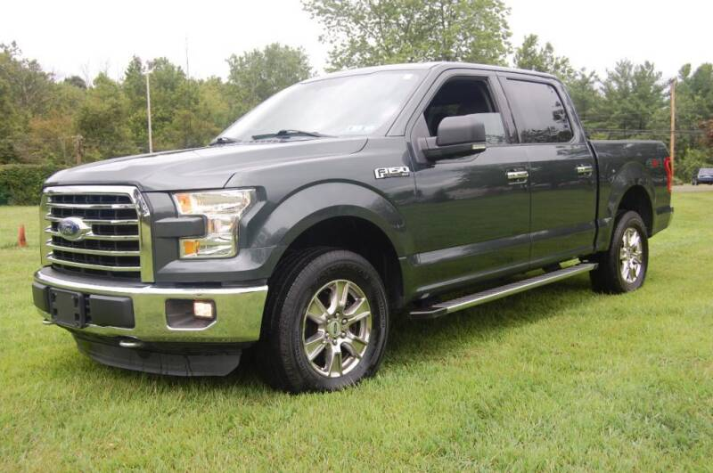 2015 Ford F-150 for sale at New Hope Auto Sales in New Hope PA