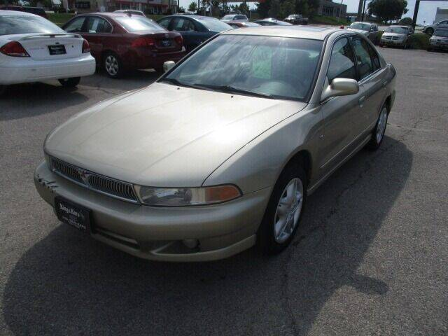 2001 Mitsubishi Galant for sale at King's Kars in Marion IA