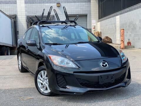 2012 Mazda MAZDA3 for sale at Illinois Auto Sales in Paterson NJ