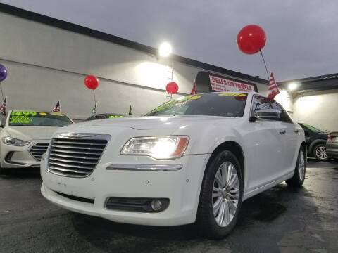 2011 Chrysler 300 for sale at Deals On Wheels Auto Group in Irvington NJ