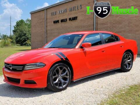 2016 Dodge Charger for sale at I-95 Muscle in Hope Mills NC
