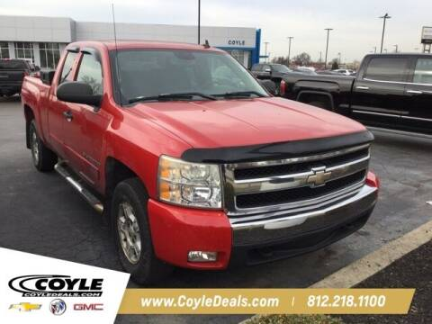 2007 Chevrolet Silverado 1500 for sale at COYLE GM - COYLE NISSAN in Clarksville IN