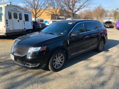 2015 Lincoln MKT Town Car for sale at Allied Fleet Sales in Saint Charles MO