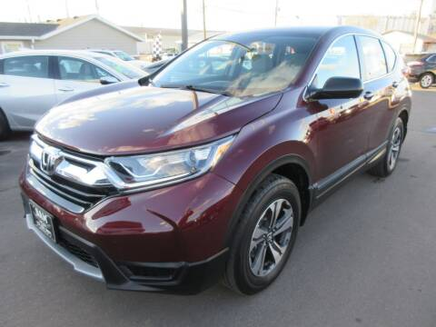 2018 Honda CR-V for sale at Dam Auto Sales in Sioux City IA
