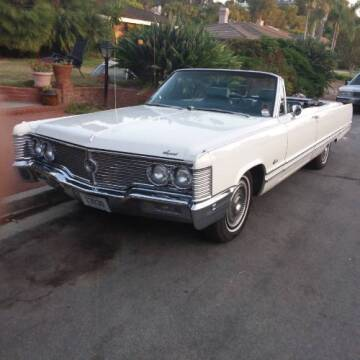 1968 Chrysler Imperial for sale at Classic Car Deals in Cadillac MI