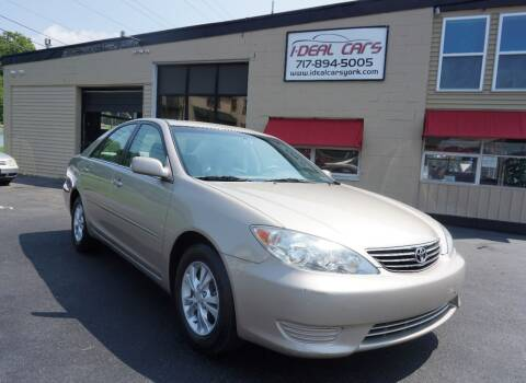 2005 Toyota Camry for sale at I-Deal Cars LLC in York PA