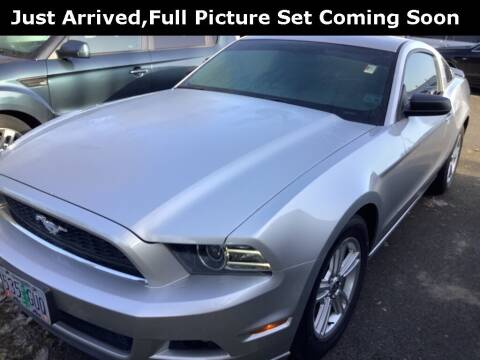 2013 Ford Mustang for sale at Royal Moore Custom Finance in Hillsboro OR