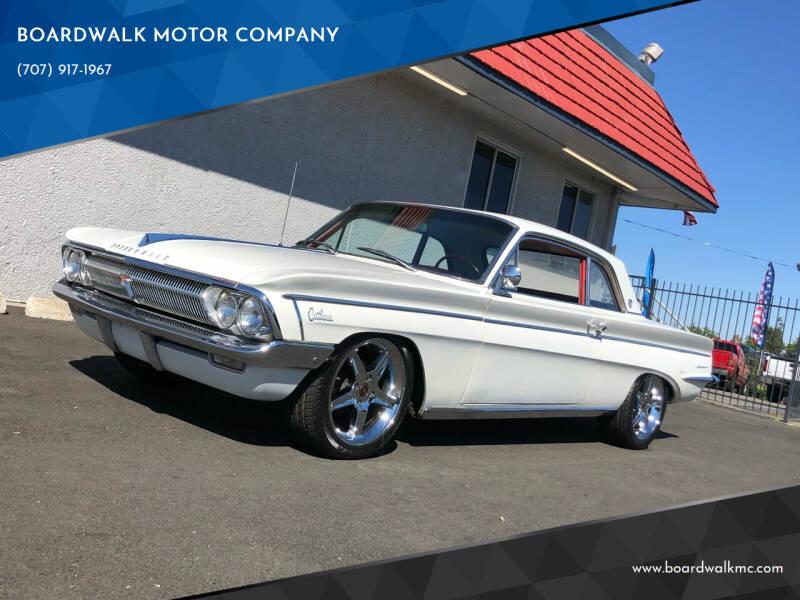 1961 Oldsmobile Cutlass for sale at BOARDWALK MOTOR COMPANY in Fairfield CA