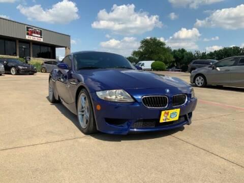 2007 BMW Z4 M for sale at KIAN MOTORS INC in Plano TX