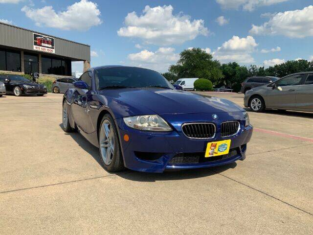 2007 BMW Z4 M for sale in Plano, TX