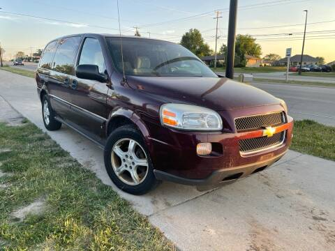 2008 Chevrolet Uplander for sale at Wyss Auto in Oak Creek WI
