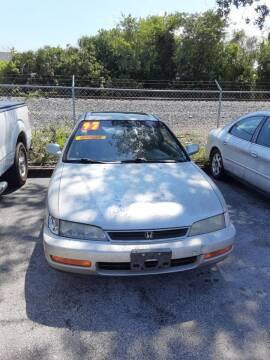 1997 Honda Accord for sale at Easy Credit Auto Sales in Cocoa FL
