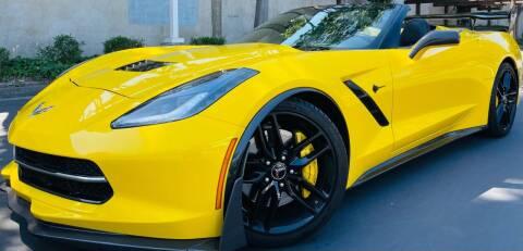 2014 Chevrolet Corvette for sale at Car Time Inc in San Jose CA
