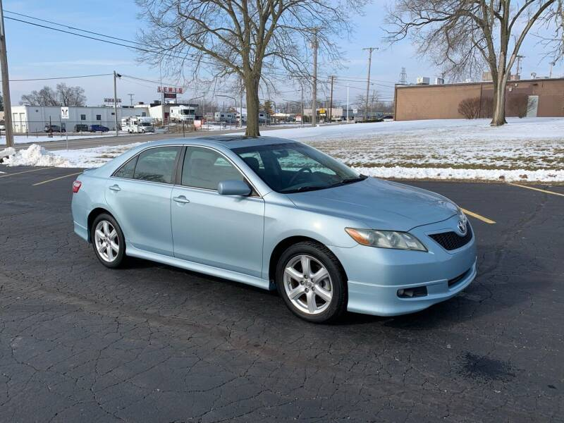 2007 Toyota Camry for sale at Dittmar Auto Dealer LLC in Dayton OH