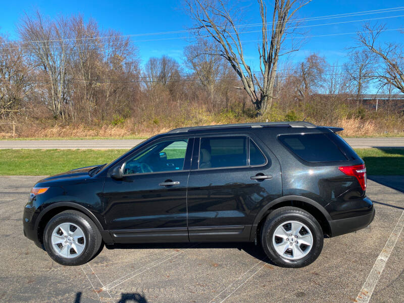 2014 Ford Explorer for sale at Rick's R & R Wholesale, LLC in Lancaster OH
