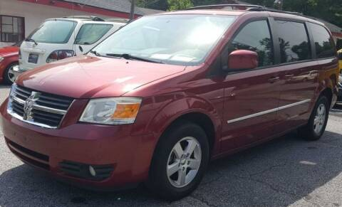 2010 Dodge Grand Caravan for sale at Klassic Cars in Lilburn GA