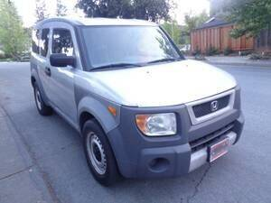 2004 Honda Element for sale at Inspec Auto in San Jose CA