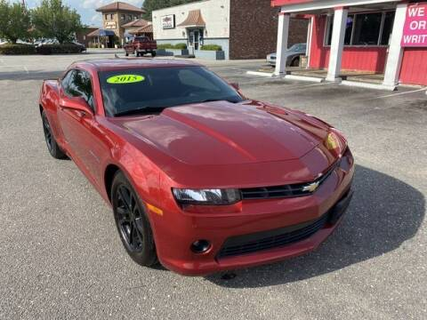 2015 Chevrolet Camaro for sale at Sell Your Car Today in Fayetteville NC