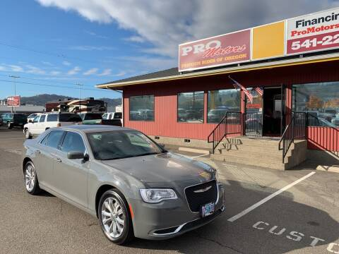 2018 Chrysler 300 for sale at Pro Motors in Roseburg OR