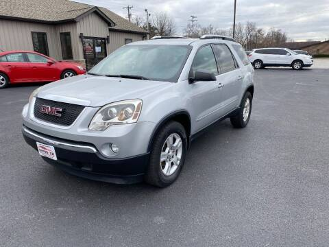 2009 GMC Acadia for sale at Approved Automotive Group in Terre Haute IN