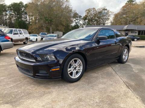 2014 Ford Mustang for sale at Peppard Autoplex in Nacogdoches TX