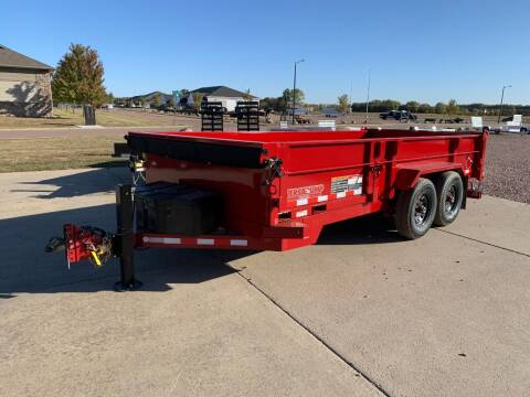2021 Midsota HV-16 #0915 for sale at Prairie Wind Trailers, LLC in Harrisburg SD