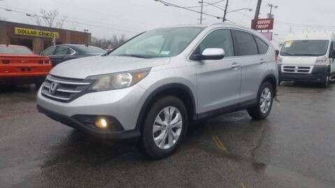 2012 Honda CR-V for sale at A & A IMPORTS OF TN in Madison TN