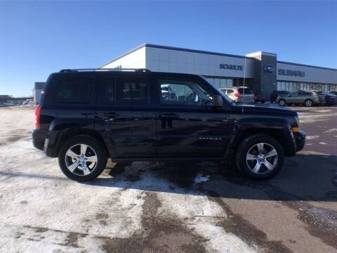2017 Jeep Patriot for sale at Schulte Subaru in Sioux Falls SD