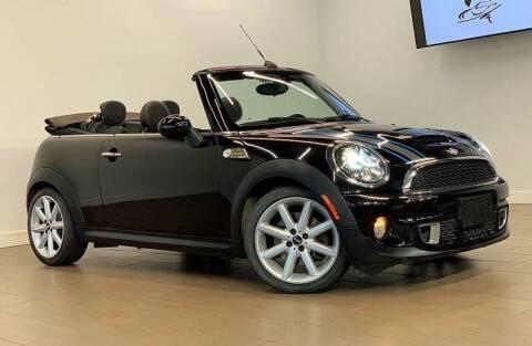 2013 MINI Convertible for sale at Texas Prime Motors in Houston TX