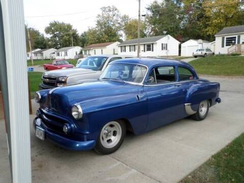 1953 Chevrolet 150 for sale at Classic Car Deals in Cadillac MI