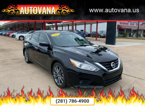 2018 Nissan Altima for sale at AutoVana in Humble TX