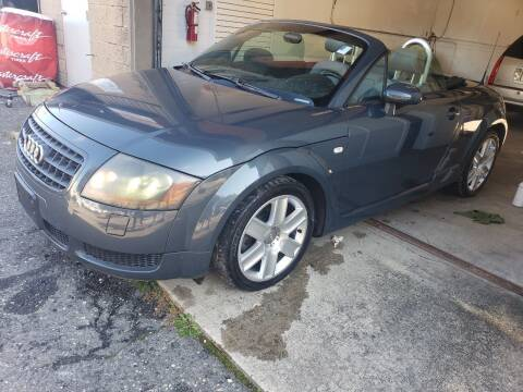 2004 Audi TT for sale at CRS 1 LLC in Lakewood NJ