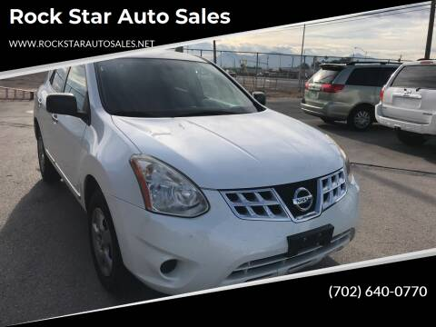 2013 Nissan Rogue for sale at Rock Star Auto Sales in Las Vegas NV
