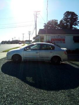 2012 Nissan Sentra for sale at Locust Auto Imports in Locust NC